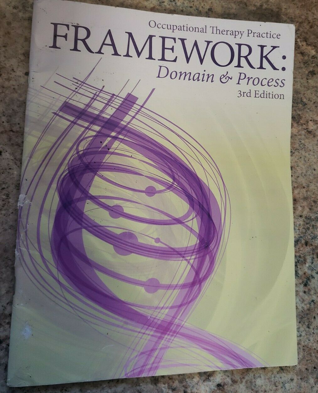 Occupational Therapy Practice Framework Domain And Process Trade Paperback For Sale Online Ebay