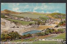 Devon Postcard - The Harbour, Combe Martin   RS1251