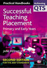 Successful Teaching Placement: Primary and Early Years by Jane A. Medwell (Paperback, 2007)