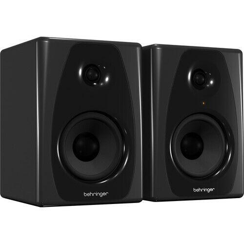 Behringer STUDIO 50USB Mint 150W 5  USB Studio Monitor Speakers (Pair)