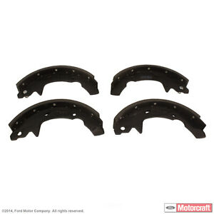 Both Left and Right Note: Riveted, 4 Door, Sedan with 2 Years Manufacturer Warranty 2003 For Ford Taurus Rear Drum Brake Shoes Set