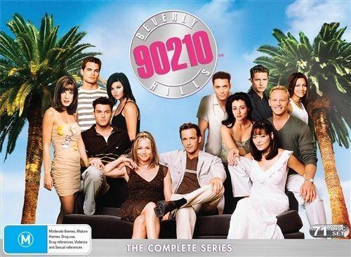 1 of 1 - Beverly Hills 90210 : Season 1-10 (DVD, 2014, 71-Disc Set)