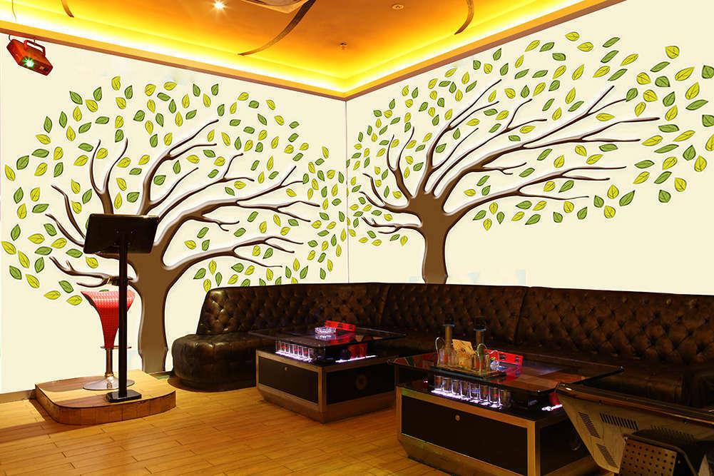 The Autumn Leaves 3D Full Wall Mural Photo Wallpaper Printing Home Kids Decor