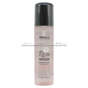 Magic Collection Rose Water Hydrating Mist Spray For Face Body Hair