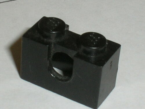 Set 695 491 393 394 661 456 LEGO VINTAGE black brick ref x455