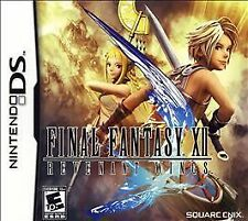Final Fantasy XII: Revenant Wings (Nintendo DS, 2007)