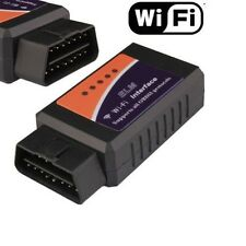 SCANNER ELM OBD-II WIFI OBD2 DIAGNOSI MOTORE IOS IPHONE, IPAD, IPOD - ANDROID