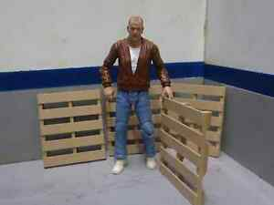 Skids-Pallets-4-Pack-1-10-scale-Action-Figure-Garage-Diorama-doll-house-Props
