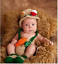 Newborn Baby Boys Crochet Knit Clothes Photo Photography Prop Costume Hat Outfit