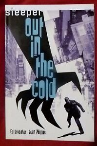 Details About Sleeper Out In The Cold Graphic Novel Paperback