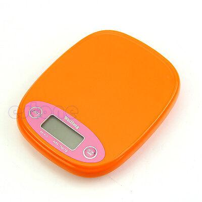 Kitchen Postal Weight Scale 7kg/1g 5kg Digital Food Diet Balance g lb Backlight