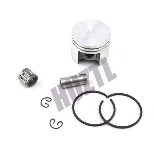 38MM Piston Kit WT Ring Bearing Pin For STIHL 018 MS180 CHAINSAW 1130 030 2004