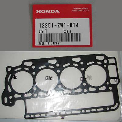 Honda 12251-ZE3-W01; GASKET CYL HD Made by Honda