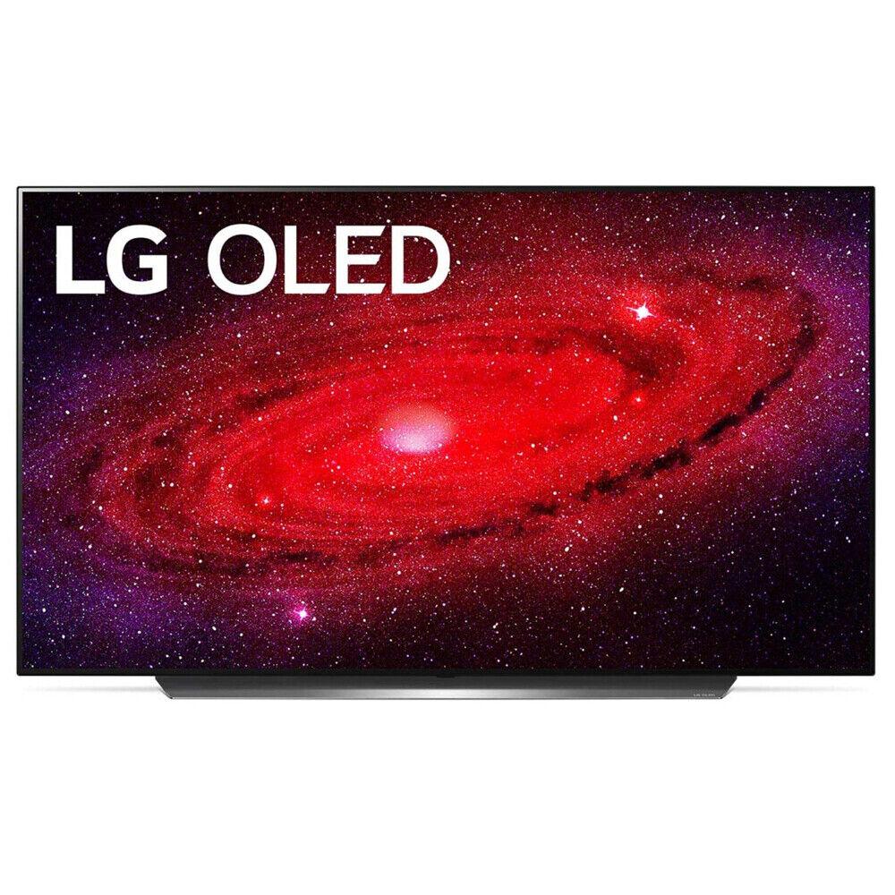 LG OLED65CXPUA 65 CX 4K Smart OLED TV w/ AI ThinQ (2020). Available Now for 1996.99