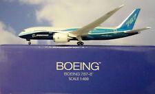 HOGAN Wings 1:400 Boeing 787-8 Boeing House color li9628 + Herpa WING CATALOGO