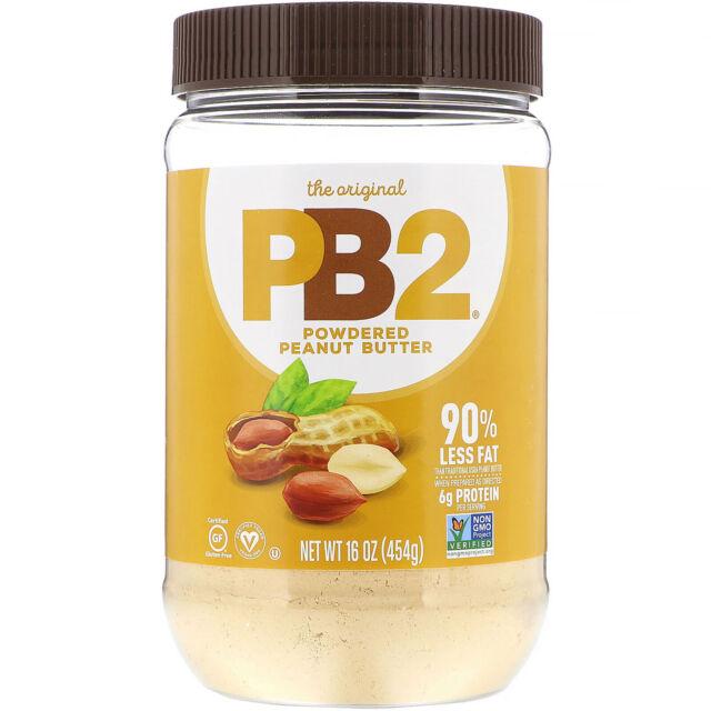 b6971d52ad1c Bell Plantation PB2 Powdered Peanut Butter 16 oz 453 6 g All-Natural,