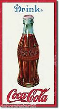 COCA COLA Tin Sign Coke Vintage Advertising Tin Signs Retro Metal Signs 1210
