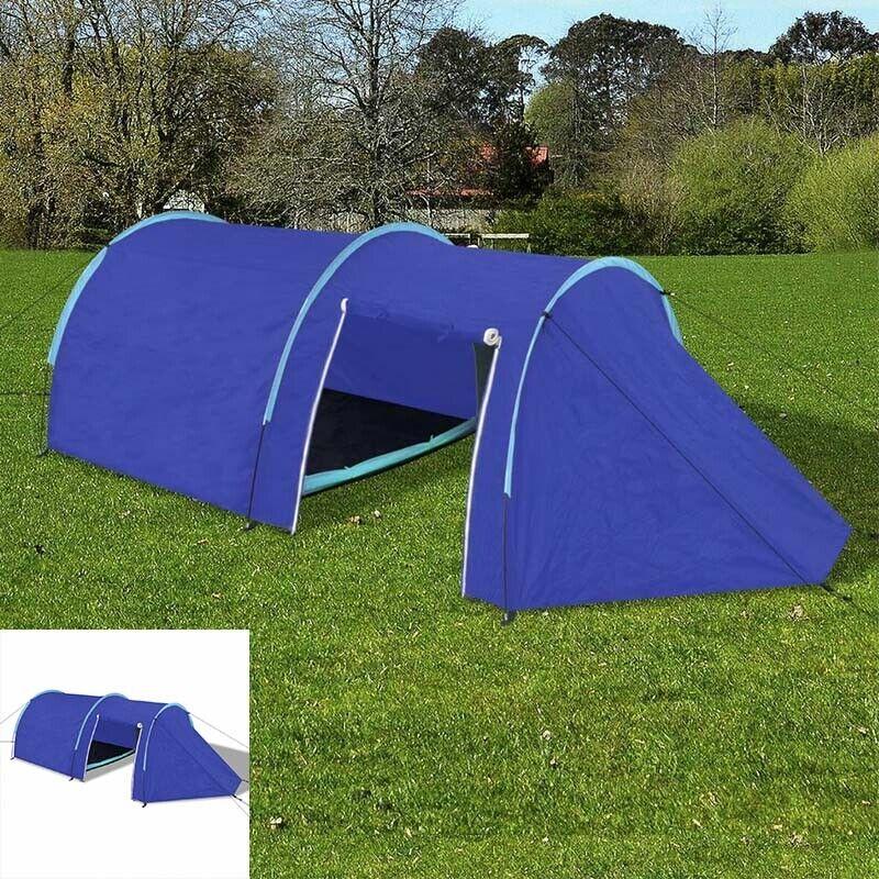 Familienzelt 4 Personen Zelt Igluzelt Kuppelzelt Domezelt Campingzelt