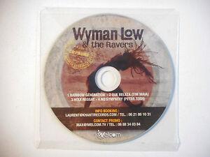 WYMAN-LOW-amp-THE-RAVERS-RAINBOW-GENERATION-CD-SINGLE-PORT-GRATUIT