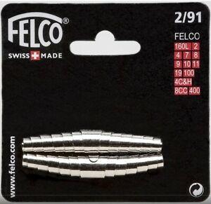 8 100 9 11 160L 7 10 4 400  Pruner Tracking# 5 x Spring For Felco 2 19
