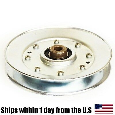 Replace V-Idler Pulley PL8540A 677A451 483025 48181 78-121 Bunton AYP Scag