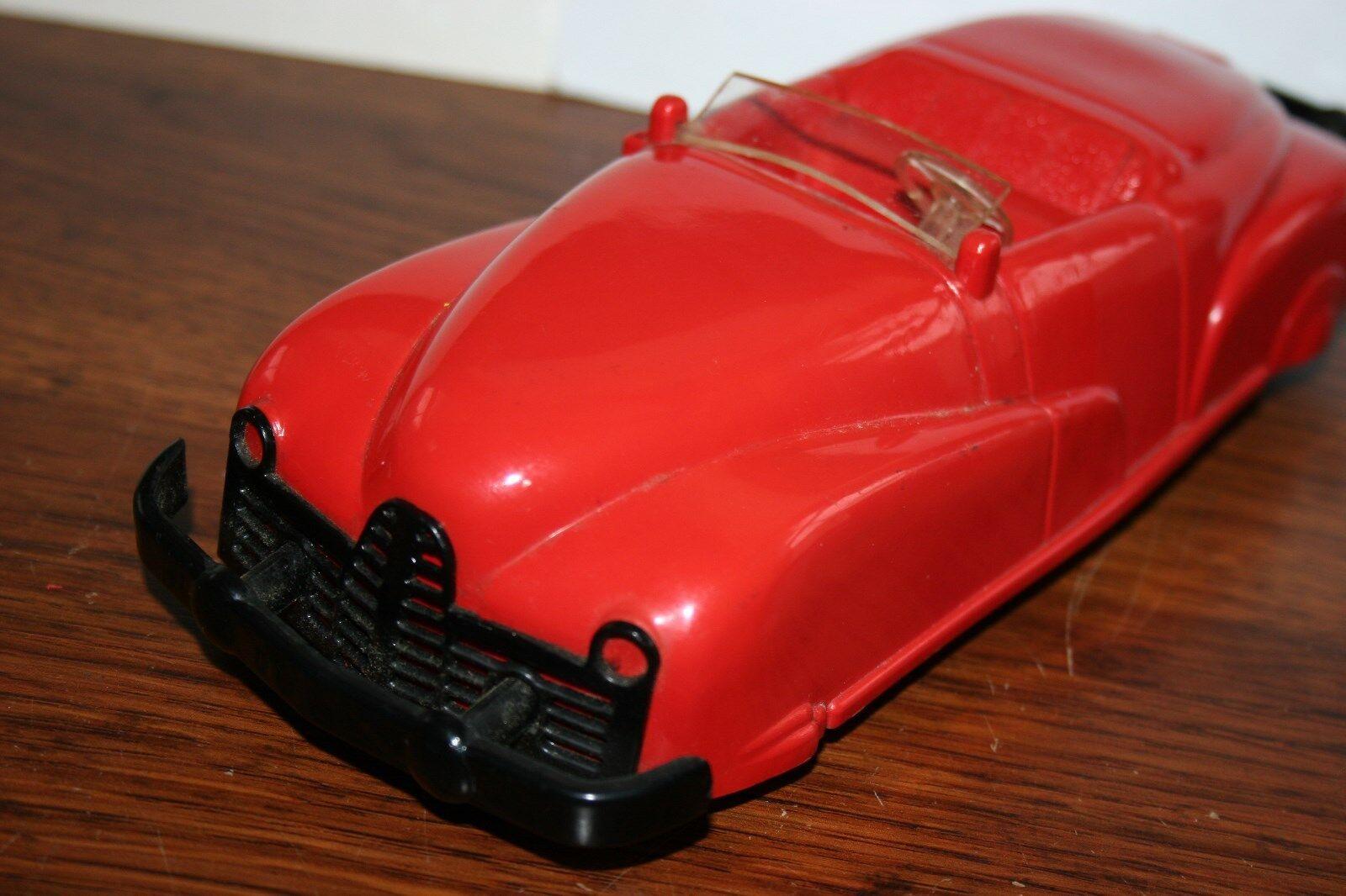 Rara De Colección Década de de de 1950 bumpmobile Motorizada Con Pilas Converdeible 773fc0
