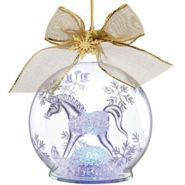 Lenox 2014 Baby's First Christmas Ornament 1st Crystal ...