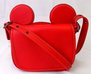 Paypal-Coach-Bag-F59369-Patricia-Saddle-in-Calf-Leather-Mickey-Ears-Agsbeagle