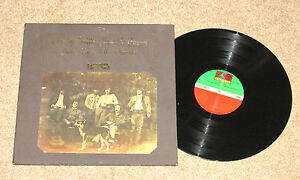 ROCK-CROSBY-STILLS-NASH-YOUNG-DEJA-VU-ATLANTIC-LP-RECORD-TEXTURED-COVER