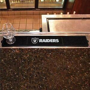Las Vegas Raiders Bar Drink Mat (New) Calgary Alberta Preview