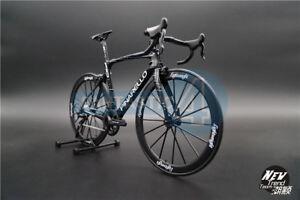 1 6 Scale Pinarello Dogma F10 Bicycle Plastic Model Black sram  d2dd919bb