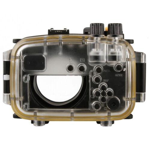 Cámara subacuática Meikon 40M Carcasa De Buceo Para Sony NEX7 16-50mm Lente Cam