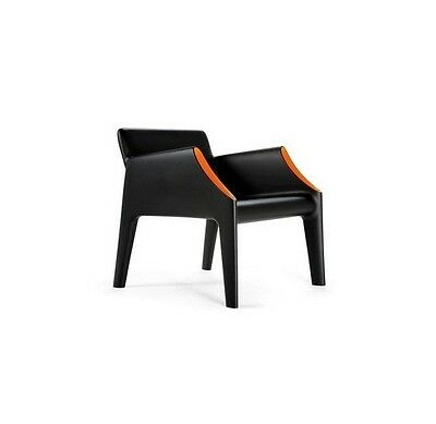 kartell MAGIC HOLE black SESSEL philippe starck magichole schwarz sofort  NEU