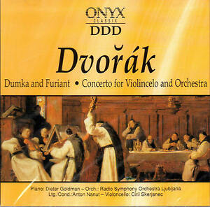 Dvo-ak-Dumka-and-Furiant-Concerto-for-Violincelo-and-Orchestra-Dvorak-CD-NEU