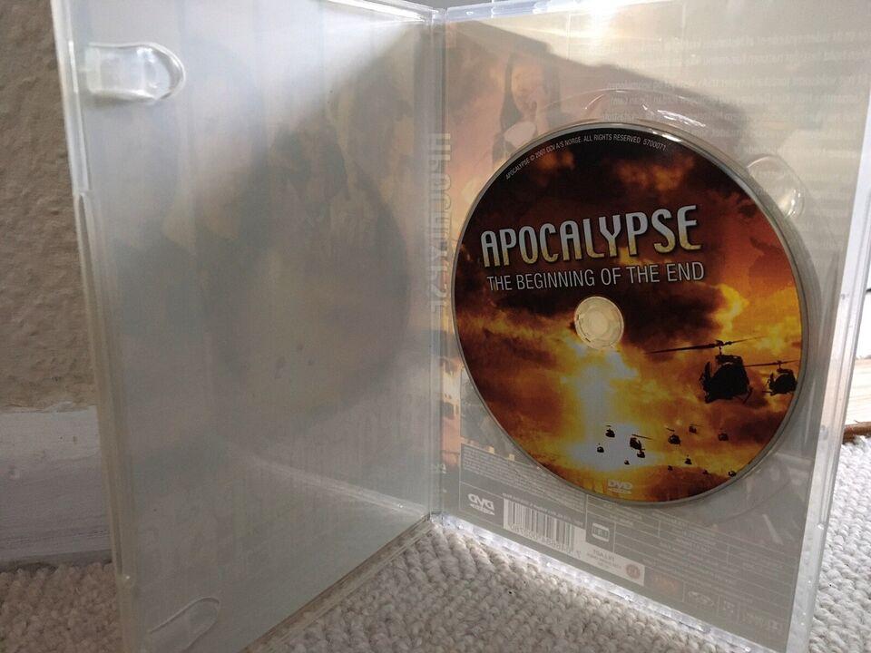 APOCALYPSE- THE BRGINNING OF THE END, instruktør JOHN