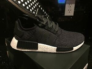 kbrggs Adidas NMD Runner Black Ultra Boost 4 - 7 all White Boys gray pink