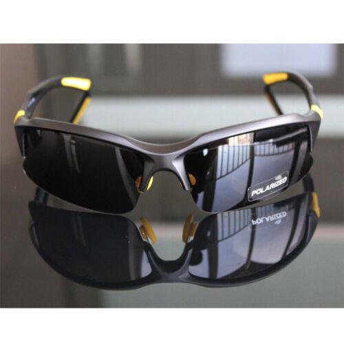 New Polarized Cycling Glasses Driving Fishing Sports Sunglasses UV400 Tr90 129