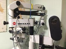Leica Wild M691 Surgical Microscope