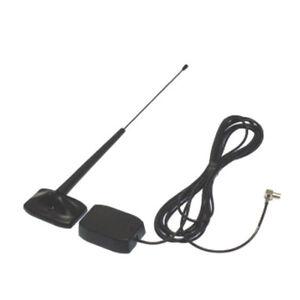 external glass mount whip antenna 15db car aerial 70 925 dab ebay. Black Bedroom Furniture Sets. Home Design Ideas