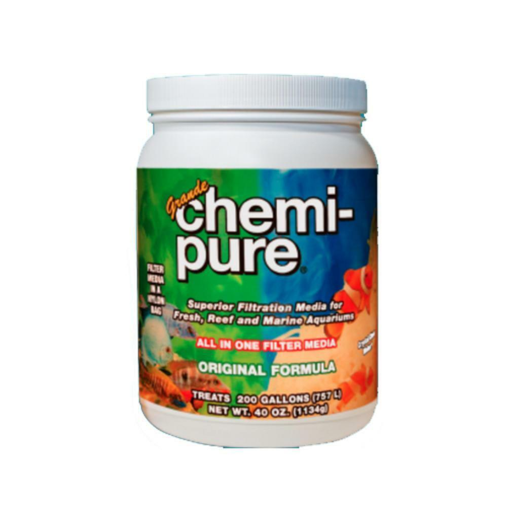 FREE SHIPPING Boyd Grande Chemi pure 40oz - Carbon   Resin Media
