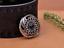 10X-Bohemian-3D-Flower-Turquoise-Conchos-For-Leather-Craft-Keychian-Wallet-Decor miniatuur 31