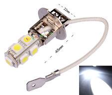 1X H3 9 SMD LED lámpara de xenón luz del coche del bulbo 12V