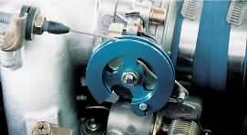JDM Hi-Throttle Pulley Pulleys Blue Fits Nissan 180SX S13 RS13 CA18DET Silvia