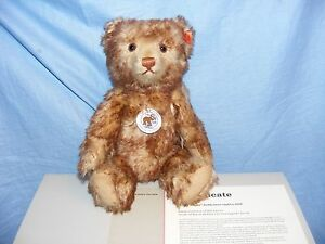 Steiff-Teddy-Bear-Little-Happy-1926-Replica-Limited-Edition-Present-Only-926-NEW