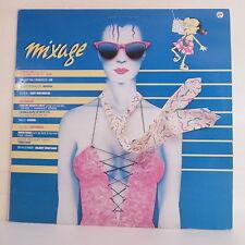 "33T MIXAGE Disque LP 12"" ELSA HARROW LIO CARMEL NIAGARA MONTAGNE -BABY 819 819"