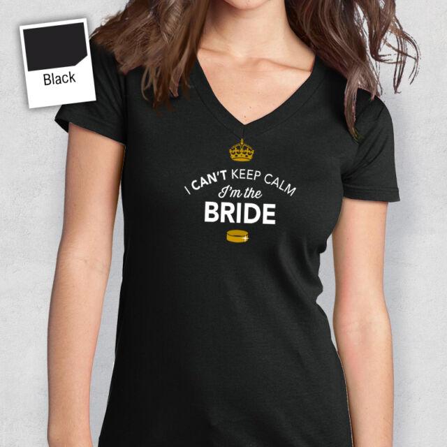 Bride To Be TSHIRT T SHIRT Bridal Cadeau poule ne fête de mariage