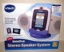 VTech InnoTab Stereo Speaker System fits 3s 3 2 2s New