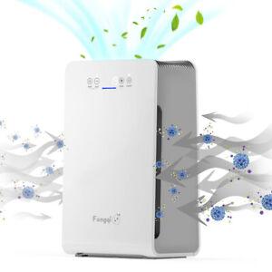 Fangqi Luftreiniger Air Purifier 3-in-1 HEPA-Filter 99,97% luftreinger Viren