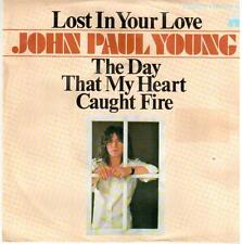 """<1978-05> 7"""" Single: John Paul Young - Lost In Your Love"""
