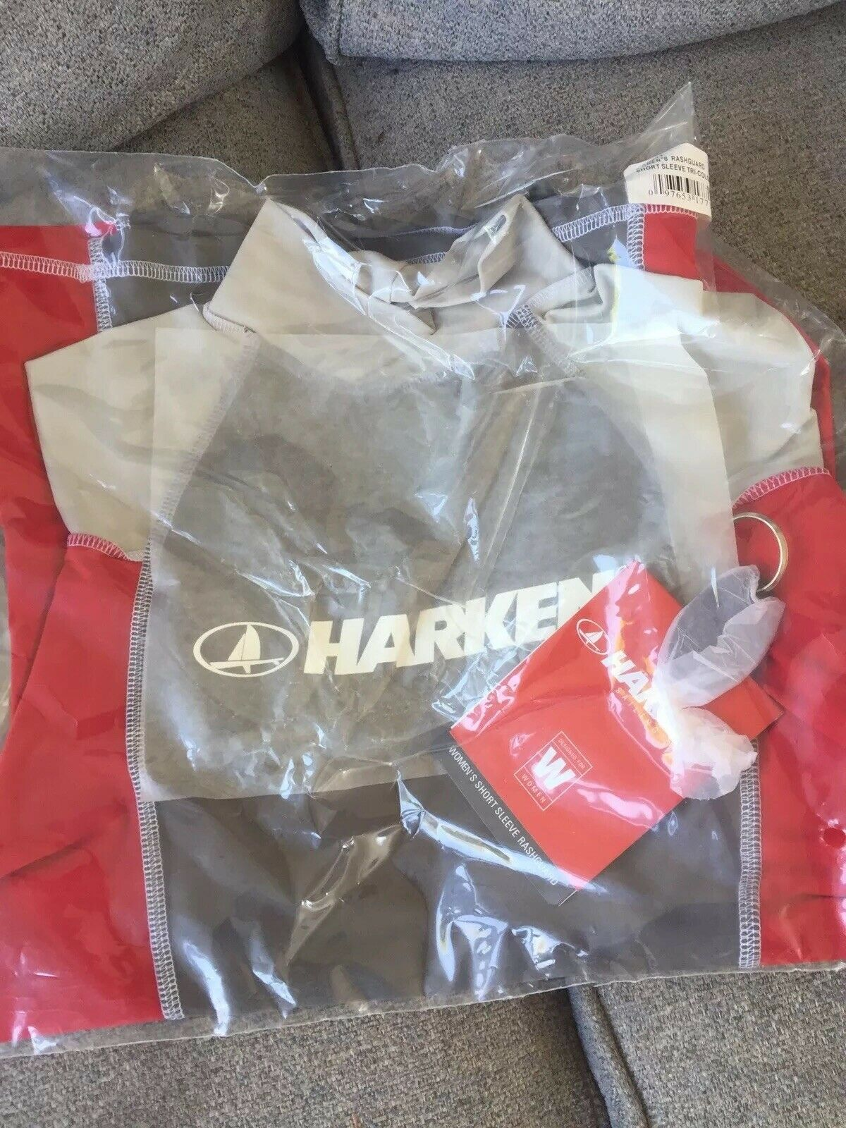 Job Lot of 10x Harken Rash Vest --Womannen XS Youth